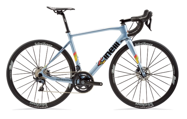 Superstar Disc Bike - Laser Blue (Ultegra)